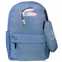 Рюкзак школьный Breamer синий