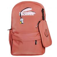Рюкзак школьный Breamer темно-розовый