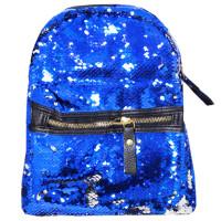 Рюкзак с пайетками цв. ассорти 2095