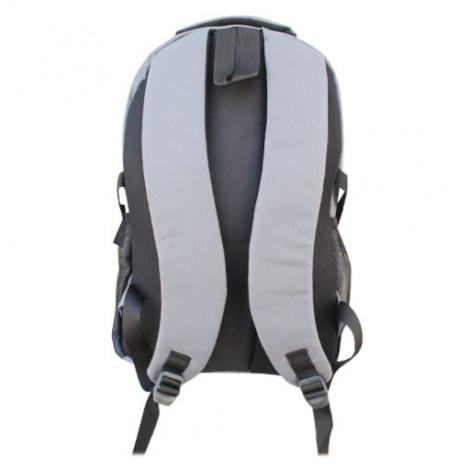Рюкзак школьный Nike 0410 серый