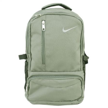 Рюкзак школьный Nike 0410 хаки