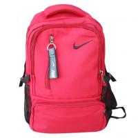 Рюкзак школьный Nike 0410 красный