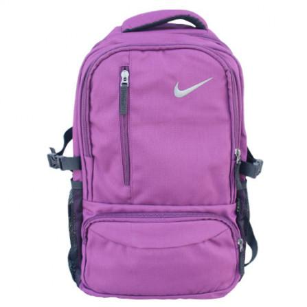 Рюкзак школьный Nike 0410 фиолетовый