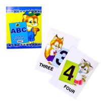 Набор карточек ABC (Линг книга)