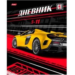 Дневник 5-11 класс тв обложка Sport car (Hatber)..