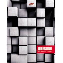Дневник 5-11 класс тв обложка Cubic Style (Hatber)..
