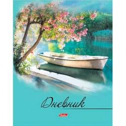 Дневник 1-11 класс тв обложка Romantic (Hatber)..